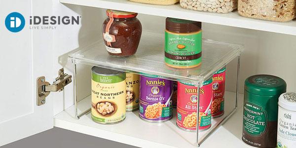Estante de cocina InterDesign Linus chollazo en Amazon