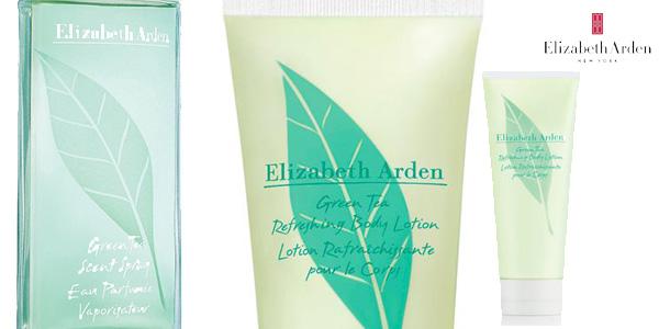 Estuche 4 productos Elizabeth Arden Green Tea chollo en Amazon