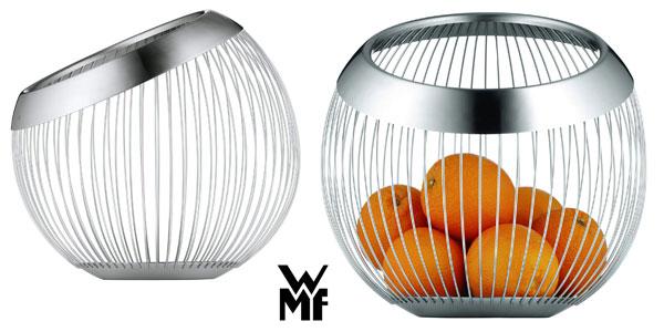 Frutero Cesta WMF Living Lounge en acero inoxidable chollo en Amazon