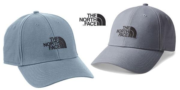 Gorra unisex The North Face 66 Classic Hat gris barata en Amazon