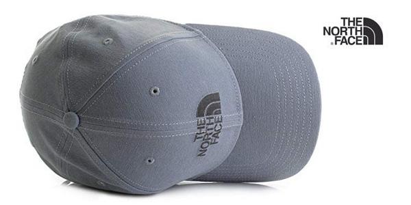 Gorra unisex The North Face 66 Classic Hat gris chollo en Amazon
