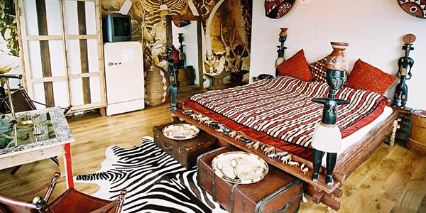 Hotel Bazar céntrico Roterdam barato