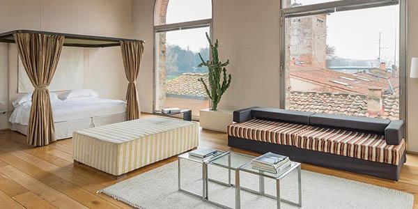 hotel de lujo en Florencia oferta invierno 2019