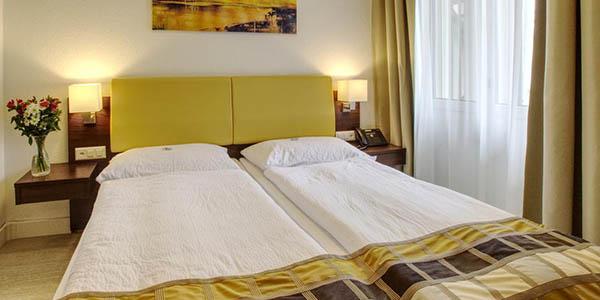 Hotel Rheinfelderhof con ubicación céntrica en Basilea oferta