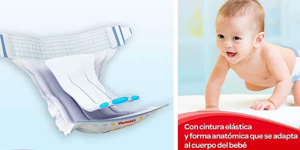 Huggies Ultra Confort pañales Talla 4 oferta relación calidad-precio estupenda