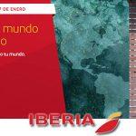 Iberia rebajas enero 2020