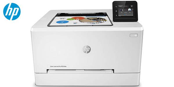 Impresora HP Laser Jet Pro M254 con WiFi