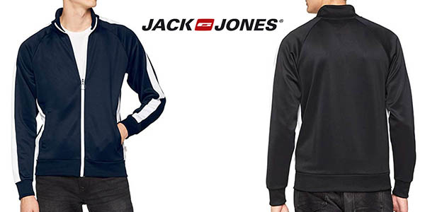 Jack Jones Jorauto Sweat High Neck STS chaqueta barata
