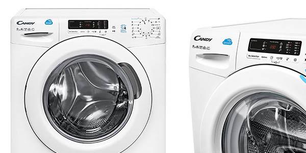 lavadora Candy CSS1492D3-S 9 kg carga frontal chollo