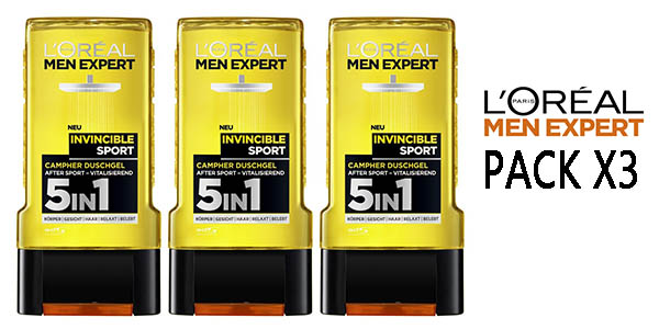L'Oréal Men Expert Invincible Sport chollo