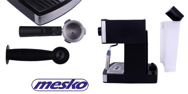 Máquina de café Mesko MS4403 de 850 W chollazo en Amazon