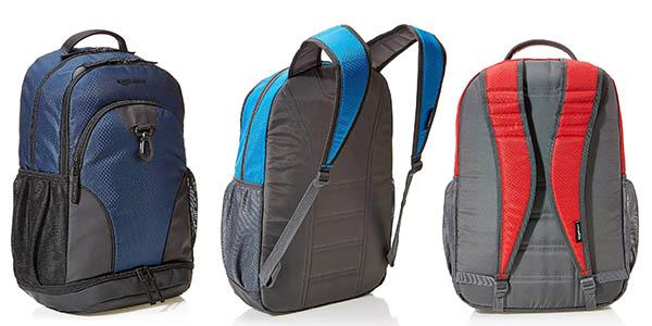 mochila AmazonBasics Sports Backpack barata