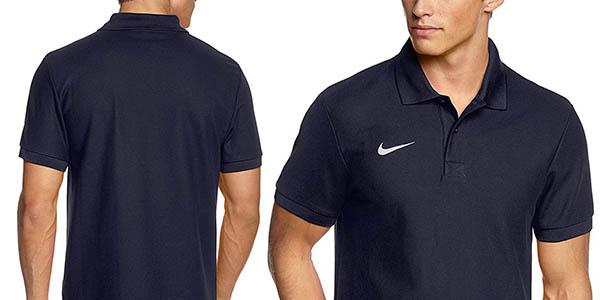 Nike TS Core polo de algodón para hombre chollo