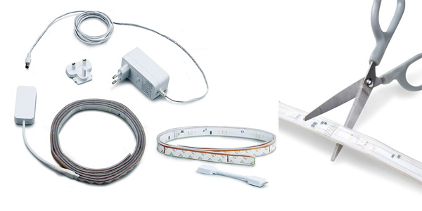 Pack de Lightstrip Plus Philips Hue chollo en Amazon