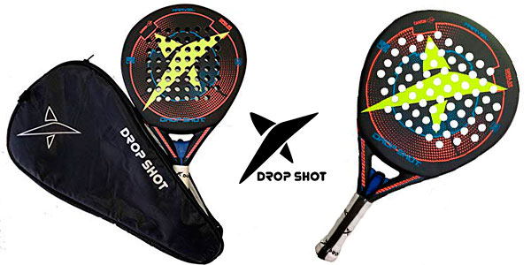 Pala de pádel Drop Shot Marvel Carbon 2019 barata