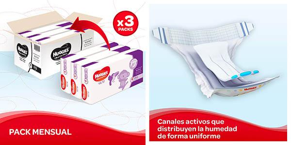 pañales Huggies Ultra Confort anti humedad talla 4 chollo