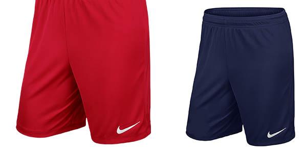 pantalones cortos de entrenamiento Nike Park II chollo