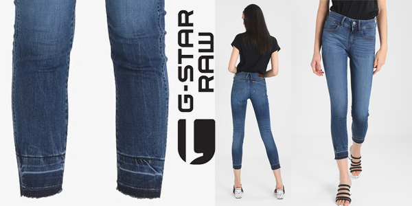 Pantalones vaqueros G-STAR RAW Lynn para mujer chollo en Amazon