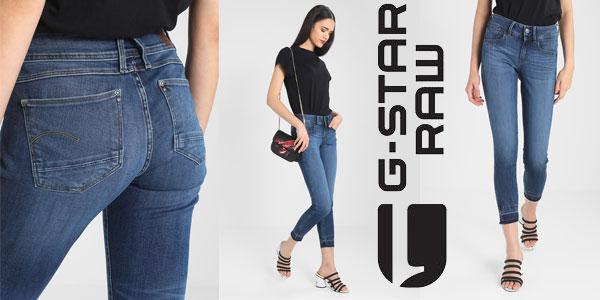 Pantalones vaqueros G-STAR RAW Lynn para mujer baratos en Amazon