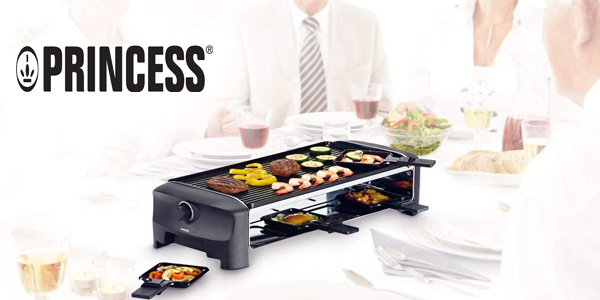 Parrilla Princess 162840 Teppanyaki Party chollo en Amazon