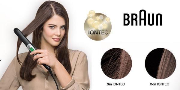 Plancha de Pelo Braun Satin Hair 7 ES2 chollo en Amazon