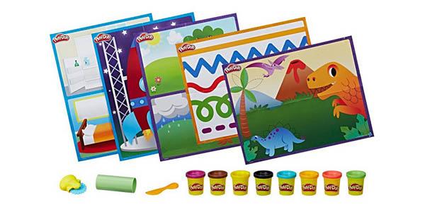 plastilina Play-Doh pack actividades chollo