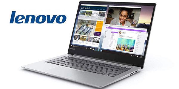 "Portátil Lenovo Ideapad 530S-14IKB de 14"" FullHD (i7-8550U,8GB, 512GB SSD, W10) barato en Amazon"