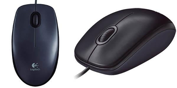 Ratón Logitech M90 en Amazon