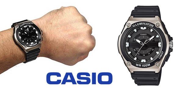 reloj Casio MWC 100H 1AVEF chollo