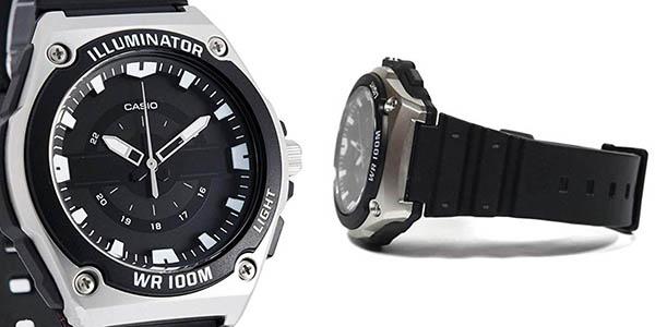 reloj de pulsera Casio MWC-100H-1AVEF barato