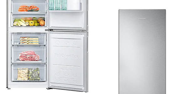 SamsungRB37J501MSA/EF No Frost frigorífico con relación calidad-precio genial