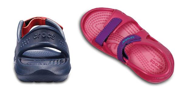 sandalias para niñ@s Crocs Swiftwater River Sandal Kids oferta