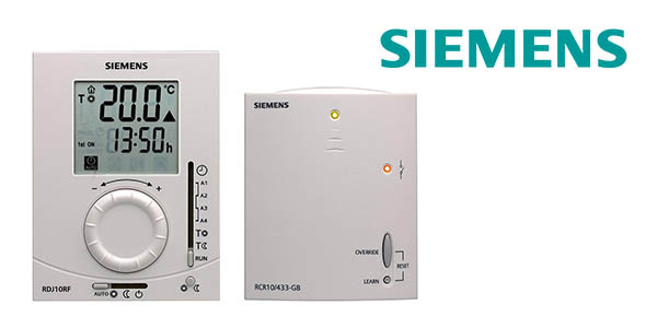 Siemens RDJ10RF termostato digital oferta