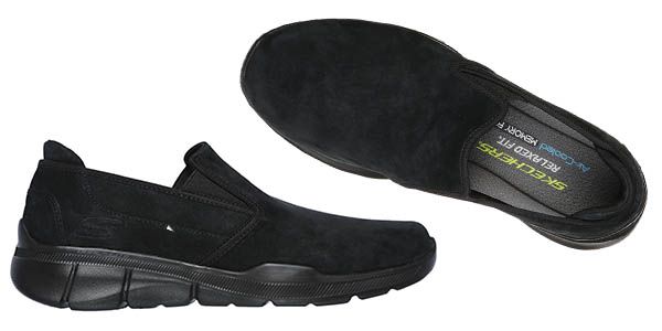 Skechers Equalizer 3.0 Substic zapatillas casuales sin cordones oferta