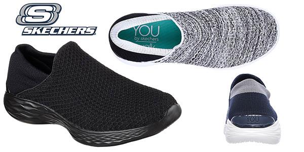 Skechers You zapatillas casuales chollo