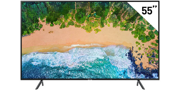 """Smart TV Samsung UE55NU7105 UHD 4K de 55"""""""