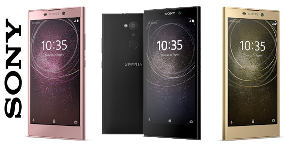 Sony Xperia L2 + tarjeta de memoria de 64 BBs gratis barato en Amazon