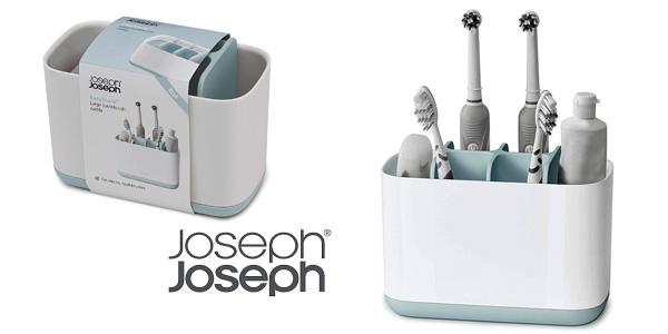 Soporte Joseph Joseph EasyStore para Cepillos de Dientes barato en Amazon