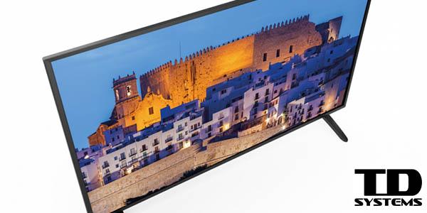 """Televisor LED TD Systems K50DLM8F de 50"""" Full HD barato"""