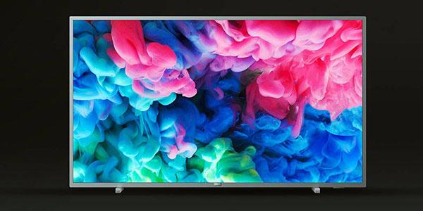 "Smart TV Philips 65PUS6523/12 UHD 4K de 65"" chollo en Amazon"