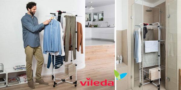 Tendedero vertical Vileda Mixer 4 chollazo en Amazon