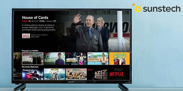 """TV LED Sunstech 40SUN19TS de 40"""" Full HD"""