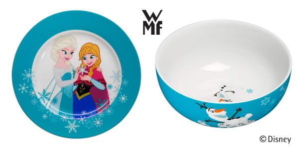 Vajilla infantil de 6 piezas WMF Disney chollo en Amazon