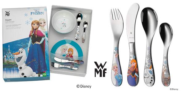 Vajilla infantil de 6 piezas WMF Disney chollazo en Amazon