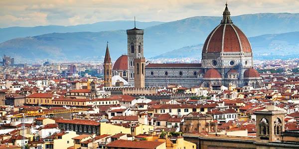 viaje a Venecia y Florencia con relación calidad-precio genial