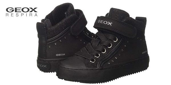 Zapatillas altas Geox Jr Kalispera Girl I baratas en Amazon