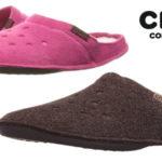 Zapatillas de estar por casa Crocs Classic Slipper baratas en Amazon