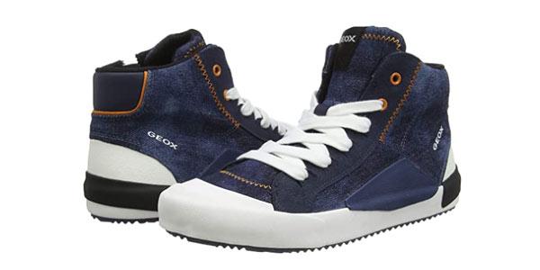 Zapatillas infantiles Geox J Alonisso Boy C en oferta en Amazon