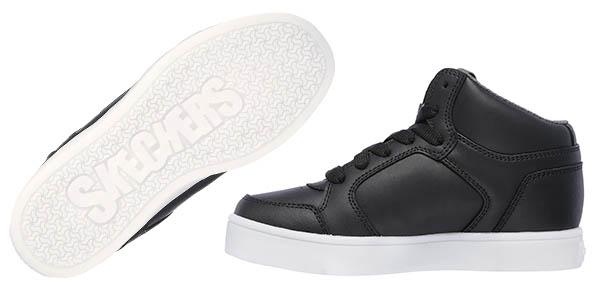 zapatillas con luces Skechers para niñ@s oferta