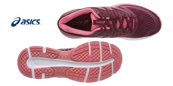 Zapatillas running ASICS Gel-Pulse 10 para mujer chollo en Amazon
